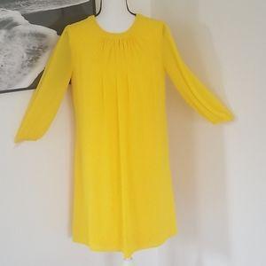Eva Mendes shirt dress